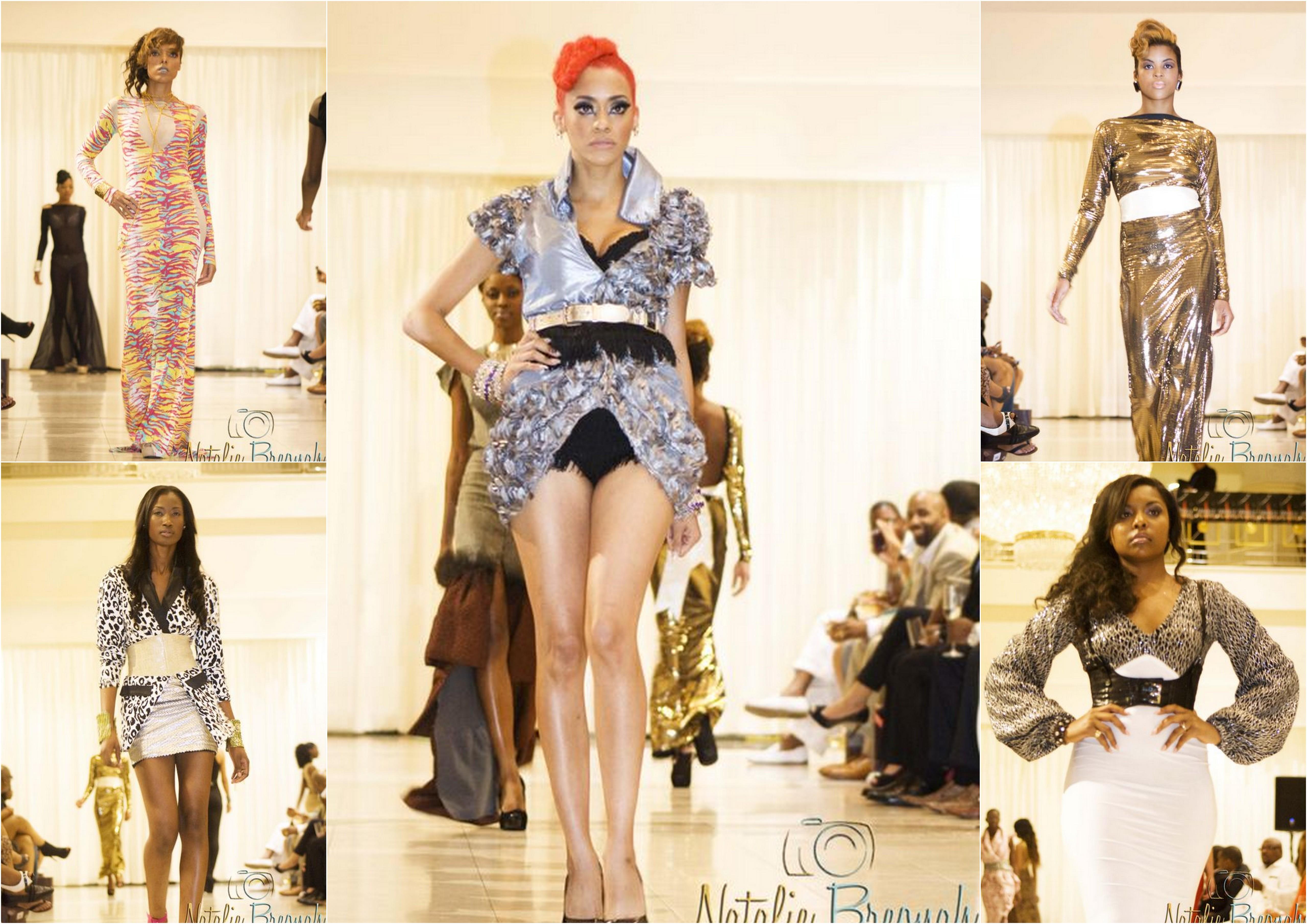 Fashion Model Show - Dress Up Who 45